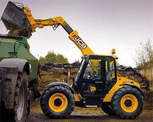 Telehandler/Rough Terrain Forklift – THRT-01
